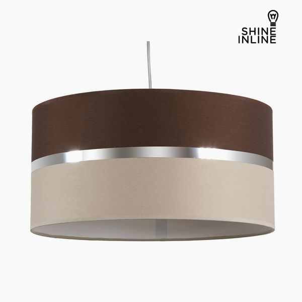 Ceiling Light Brown Beige by Shine Inline