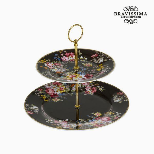 Serving Dish Black - Kitchen's Deco Collection by Bravissima Kitchen