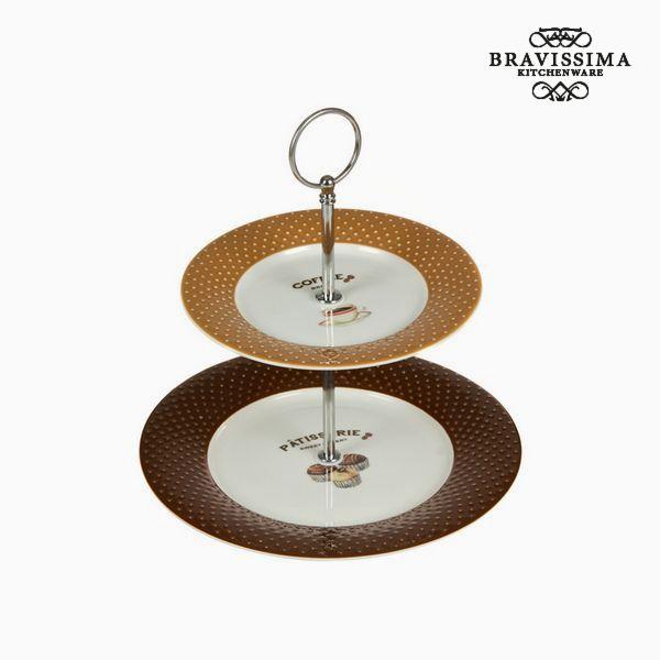 Serving Dish Coffee - Kitchen's Deco Collection by Bravissima Kitchen
