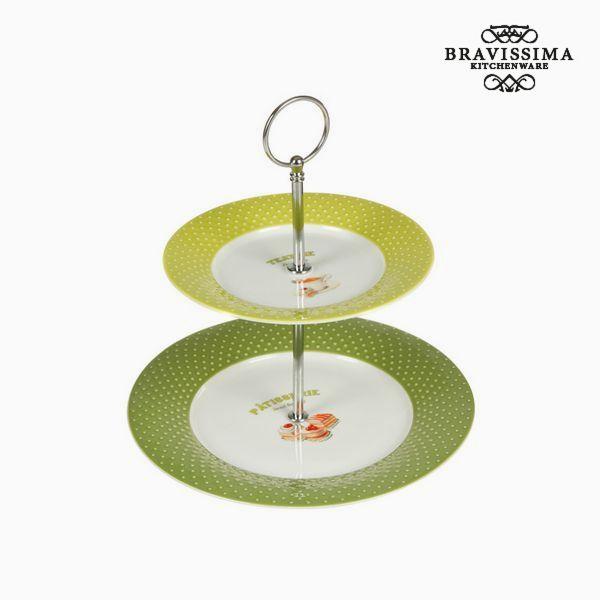 Serving Dish Tea Time - Kitchen's Deco Collection by Bravissima Kitchen