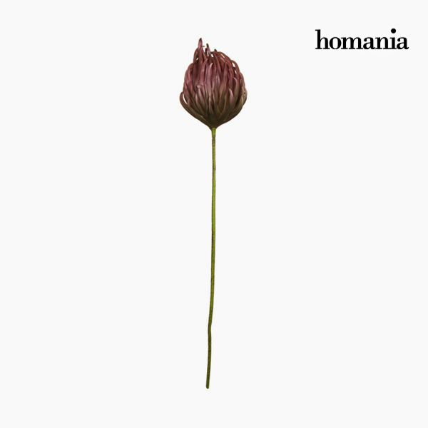 Decorative Figure Flower Foam Purple (87 cm) by Homania