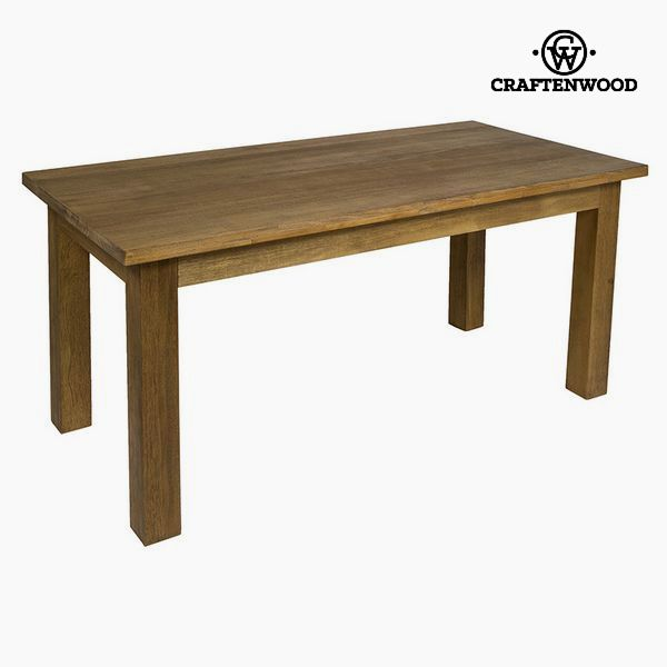 Dining Table Teak Mdf Brown (180 x 90 x 78 cm) - Be Yourself Collection by Craftenwood