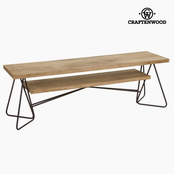 Television Table Pine (140 x 40 x 36 cm) - Perfect Collection by Craftenwood