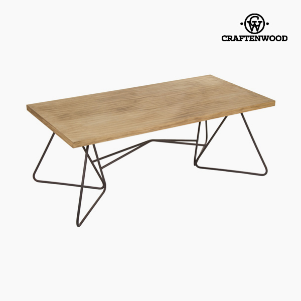 Centre Table Ironwork Fir Black - Perfect Collection by Craftenwood