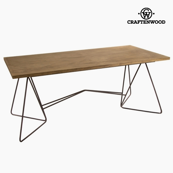 Dining Table Pine (180 X 90 x 75 cm) - Perfect Collection by Craftenwood