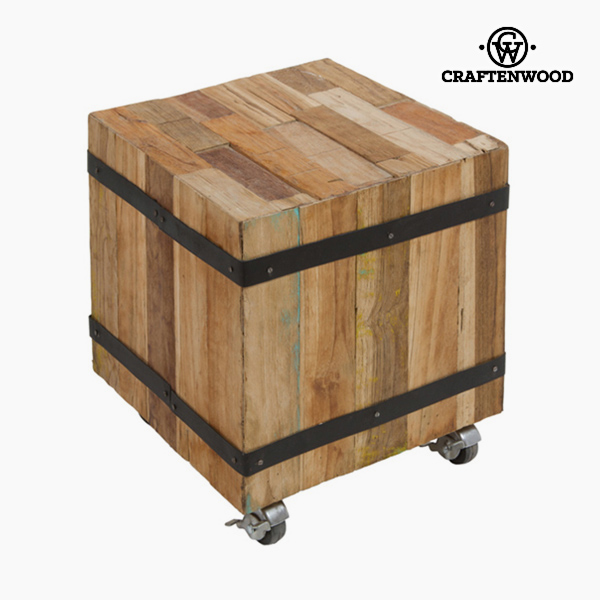 Side Table Bucket Wood - Be Yourself Collection by Craftenwood