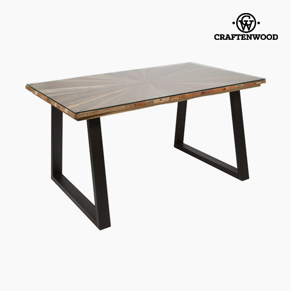 Centre Table Wood - Autumn Collection by Craftenwood