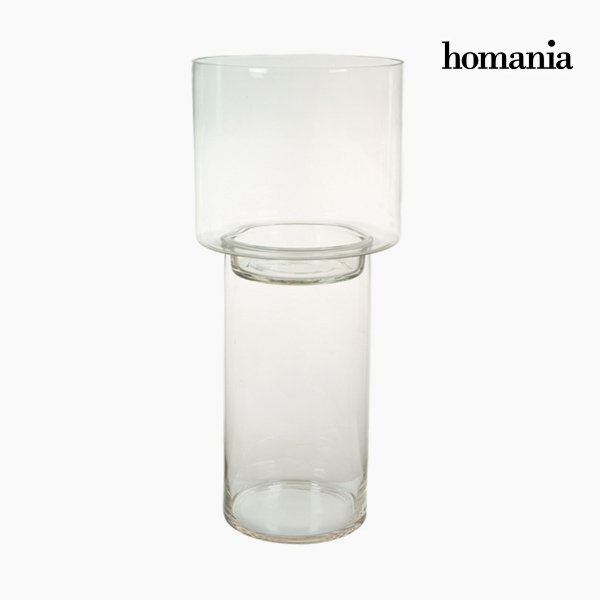 Candleholder Glass - Pure Crystal Deco Collection by Homania