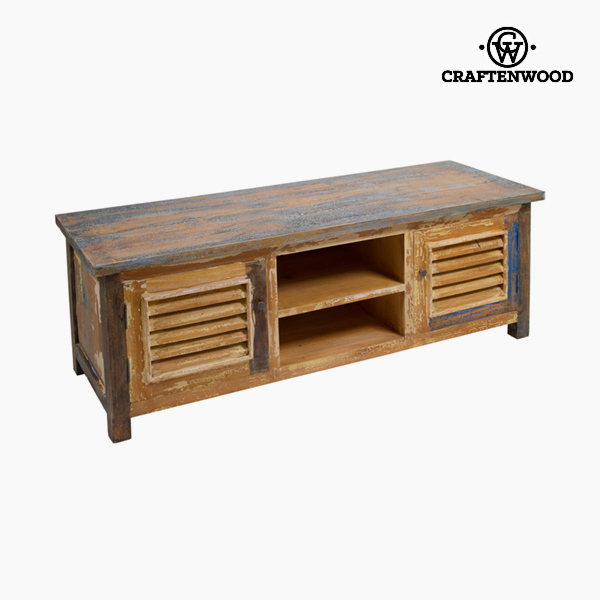 TV Table Wood - Vintage Collection by Craftenwood