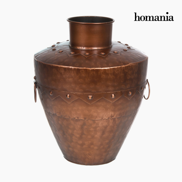 Vase Copper - Crystal Colours Deco Collection by Homania