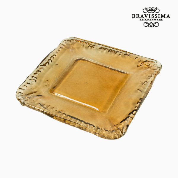 Decorative Plate Recycled glass - Crystal Colours Deco Collection by Bravissima Kitchen