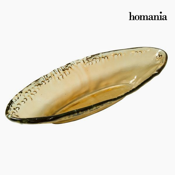 Recycled Glass Centerpiece - Crystal Colours Deco Collection by Homania