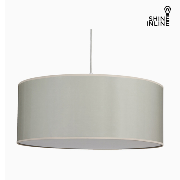 Ceiling Light Cotton and polyester Grey by Shine Inline