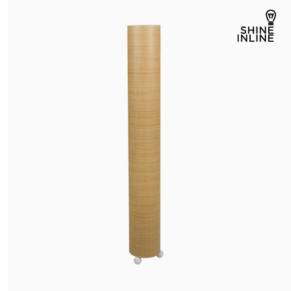 Floor Lamp Cellulose Raffia by Shine Inline