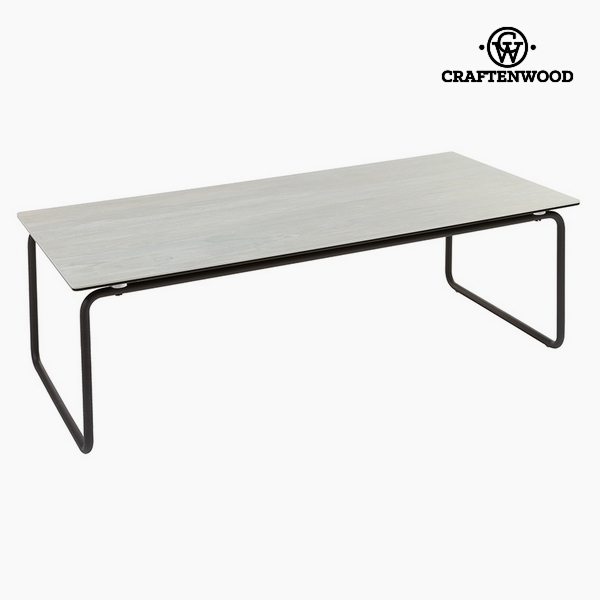 Centre Table Ceramic Glass (120 x 60 x 40 cm) by Craftenwood