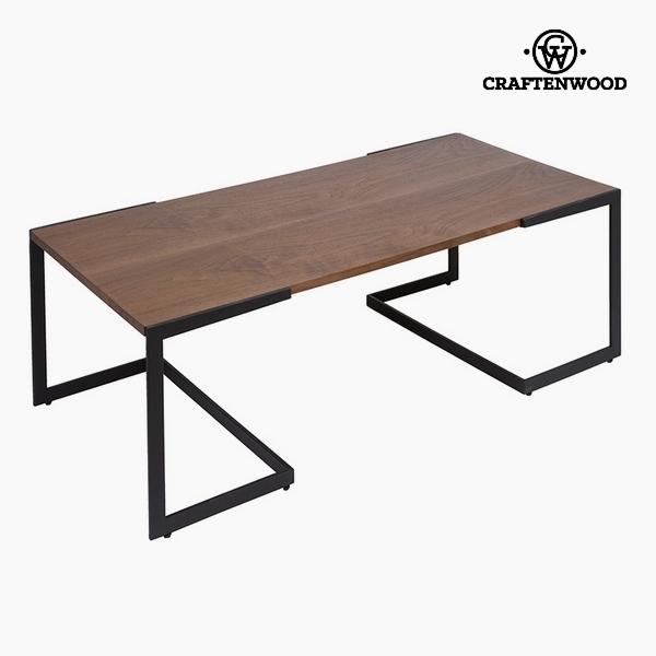 Centre Table Dm Walnut (120 x 60 x 40 cm) by Craftenwood