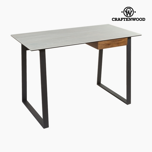 Desk Ceramic and glass (120 x 60 x 75 cm) by Craftenwood