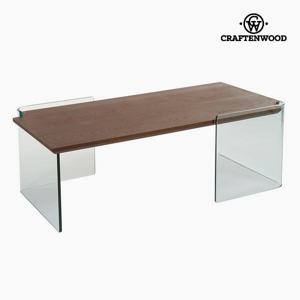 Centre Table Dm Walnut (120 x 80 x 40 cm) by Craftenwood