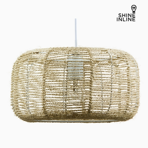 Ceiling Light Iron Rope (38 x 38 x 23 cm) by Shine Inline