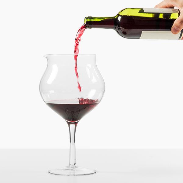 XXL Wine Glass Wine Decanter