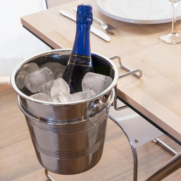 Ice Bucket Table Base