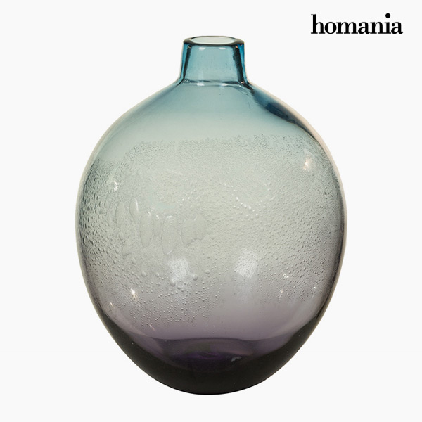 Vase Crystal (22 x 22 x 28 cm) - Pure Crystal Deco Collection by Homania