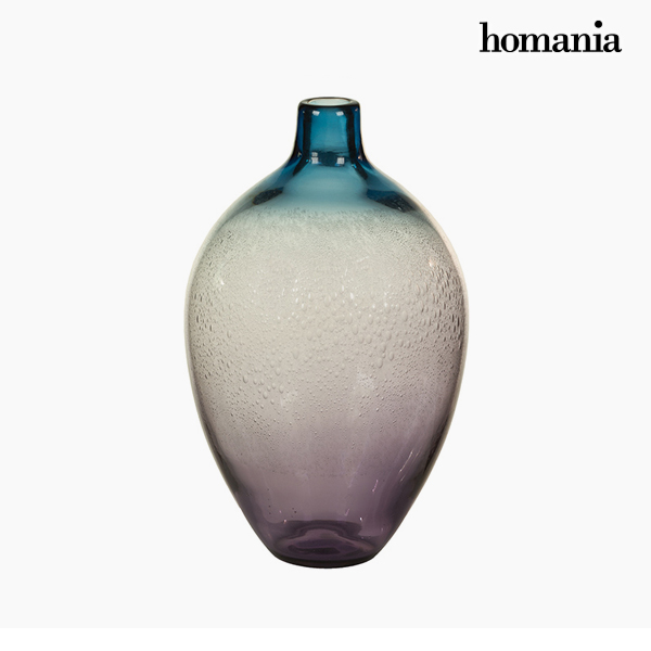 Vase Crystal (20 x 20 x 35 cm) - Pure Crystal Deco Collection by Homania