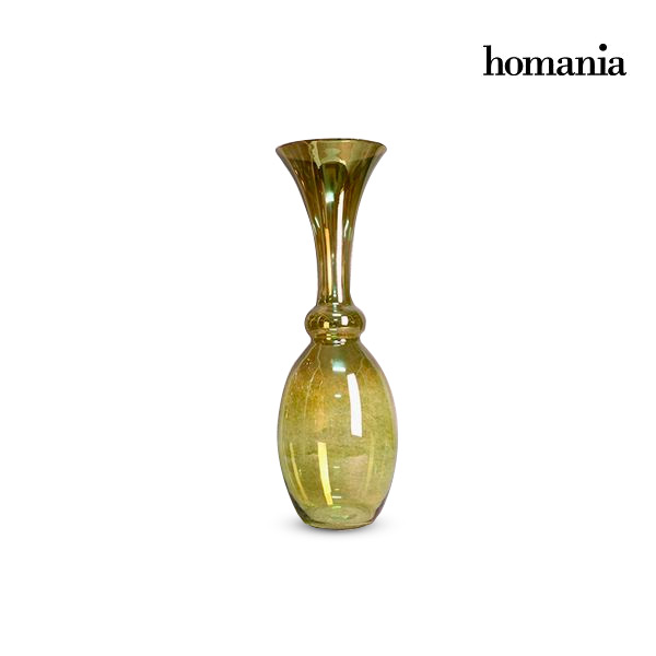Vase (20 x 20 x 67 cm) - Pure Crystal Deco Collection by Homania