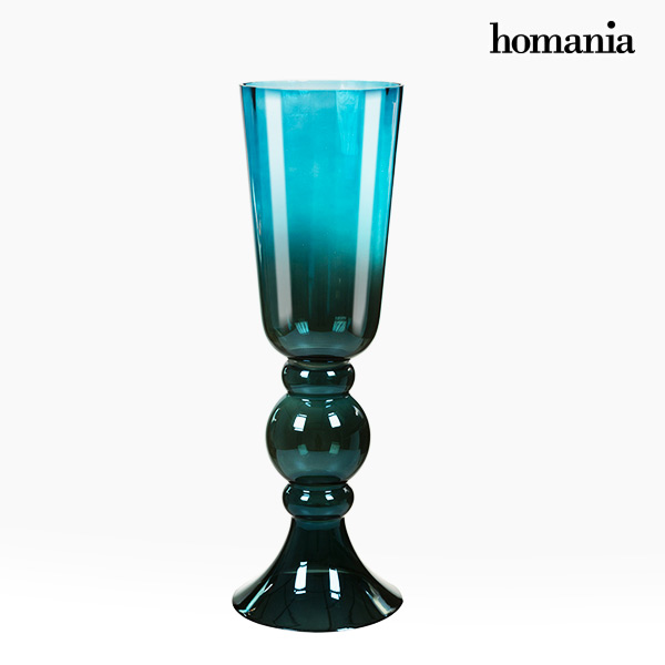 Vase Crystal (22 x 22 x 64 cm) - Pure Crystal Deco Collection by Homania