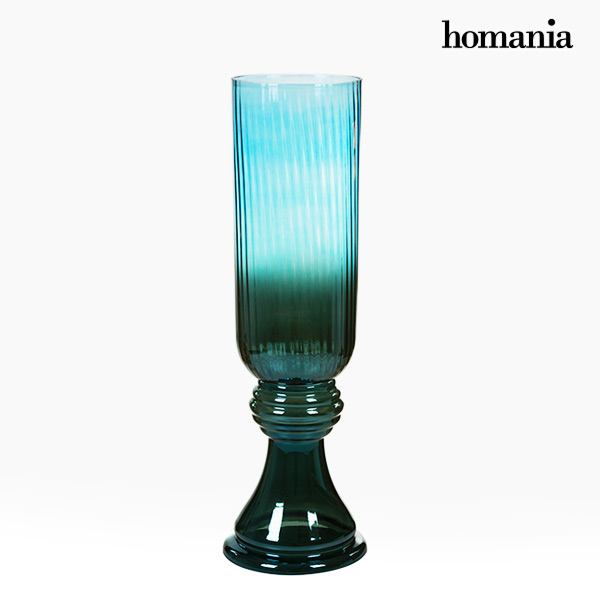 Vase Crystal (15 x 15 x 52 cm) - Pure Crystal Deco Collection by Homania