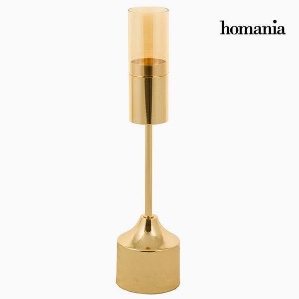 Candelabra Golden - Queen Deco Collection by Homania