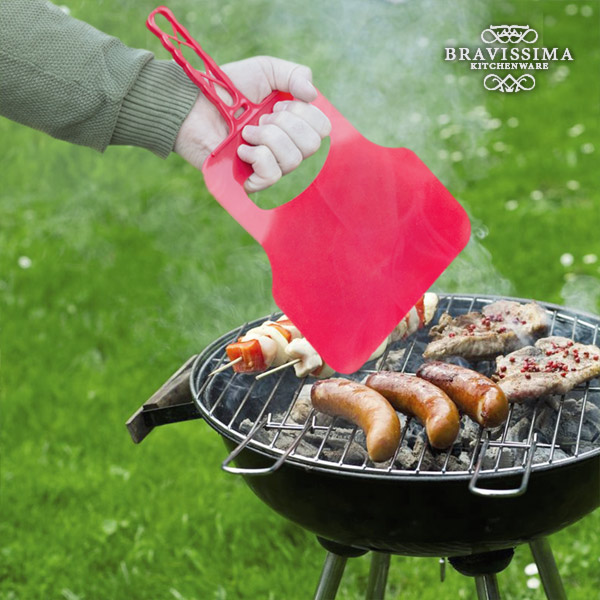 Bravissima Kitchen Barbecue Fan
