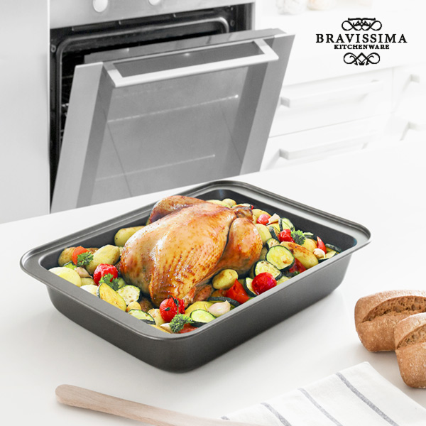Bravissima Kitchen Non-Stick Oven Tray
