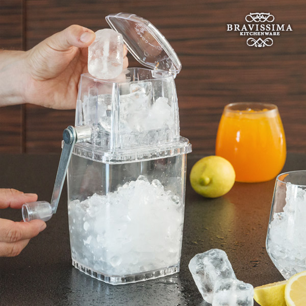 Bravissima Kitchen Manual Ice Crusher