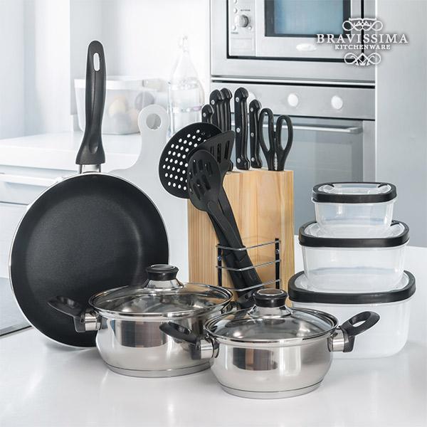 Bravissima Kitchen Set (17 pieces)