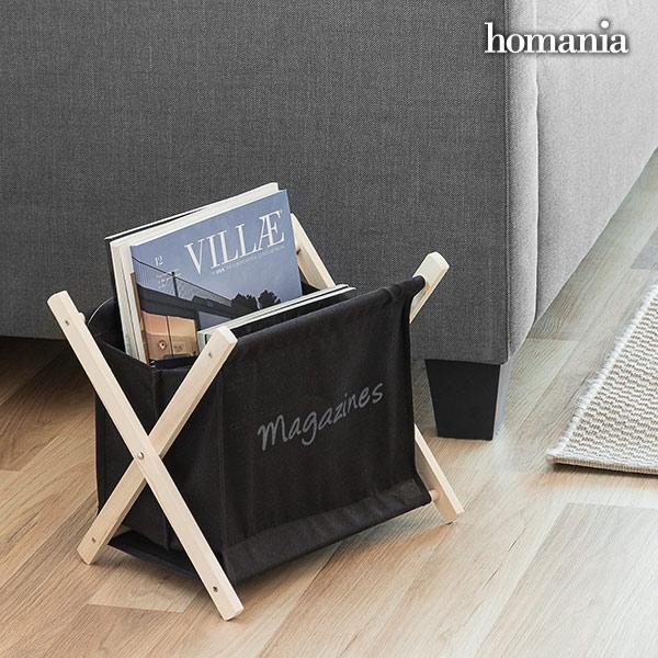 Homania Magazines Fold-up Magazine-Rack
