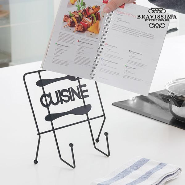 Bravissima Kitchen Cuisine Recipe Book Stand