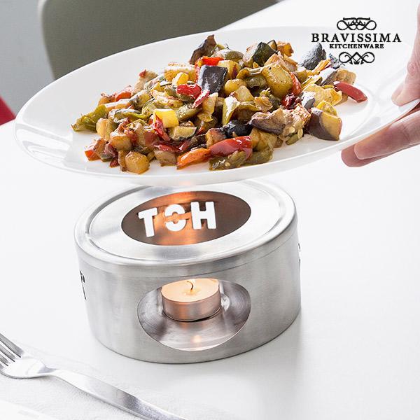 Bravissima Kitchen Candle Plate Warmer