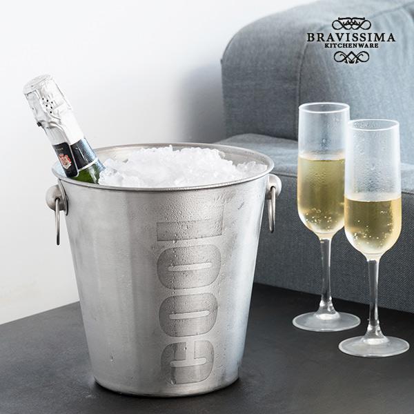 Bravissima Kitchen Inox Cool Ice Bucket