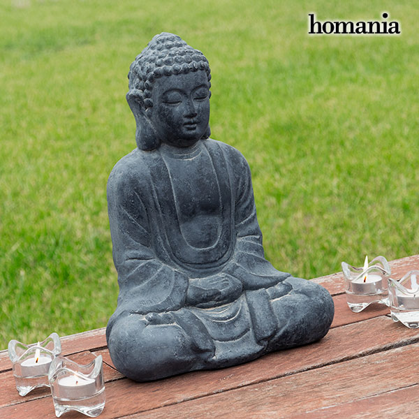 Homania Decorative Grey Buddha