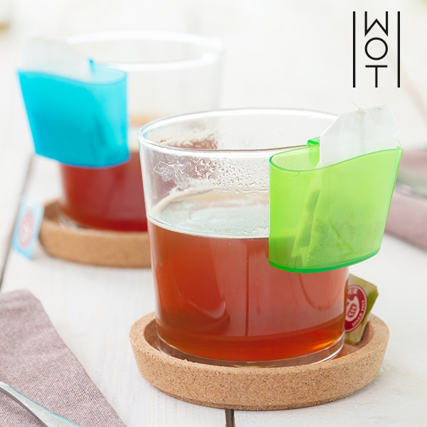 Wagon Trend Tea Bag Holder (4 Pack)