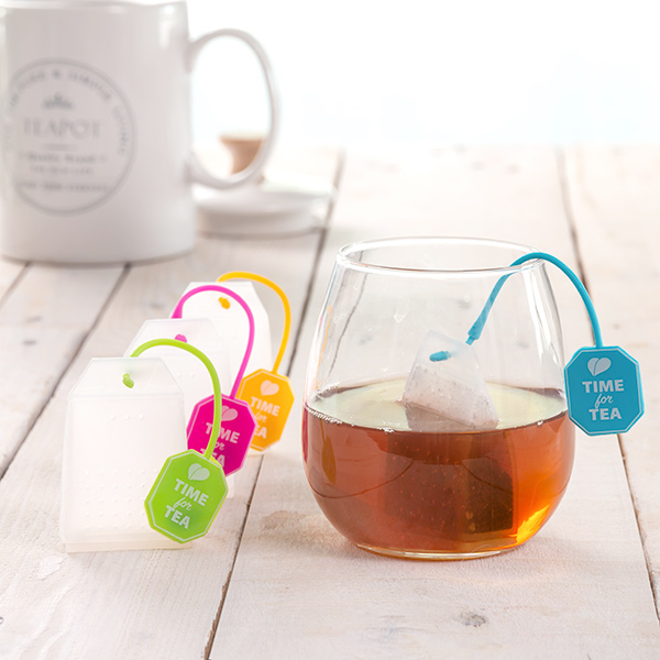 Wagon Trend Tea Bags (Pack of 4)