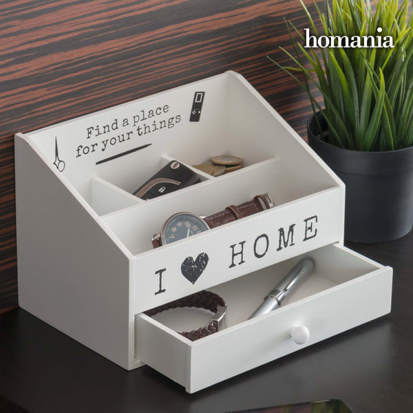 I Love Home by Homania Organiser