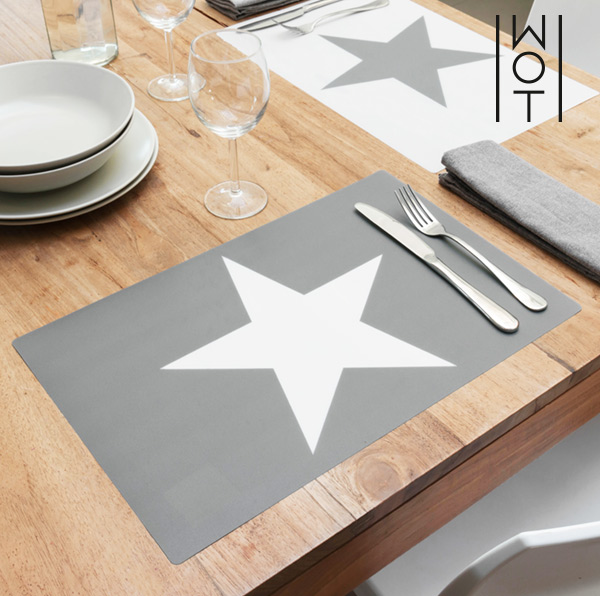 Wagon Trend Table Mat