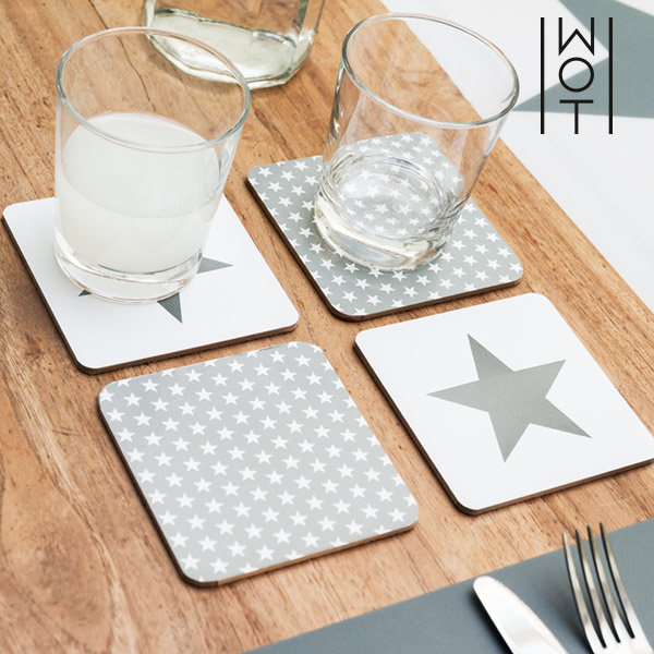 Wagon Trend Coasters (pack of 4)