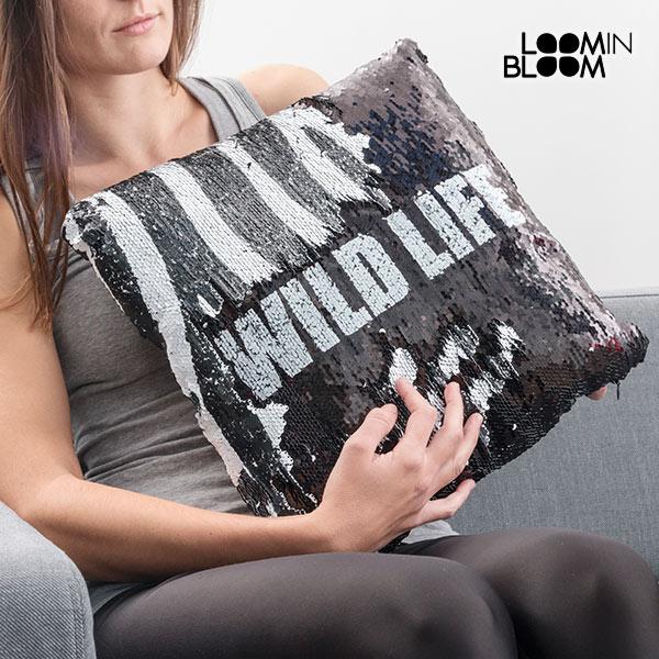 Wild Life Loom In Bloom Magic Sequins Mermaid Cushion