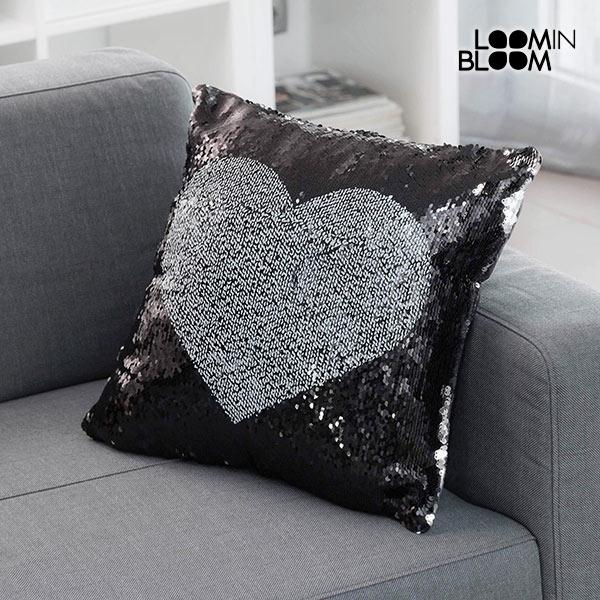 Loom In Bloom Star & Heart Magic Mermaid Sequin Cushion