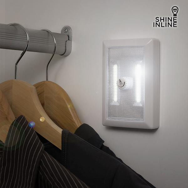 Shine Inline LED Night Light with Dimmer