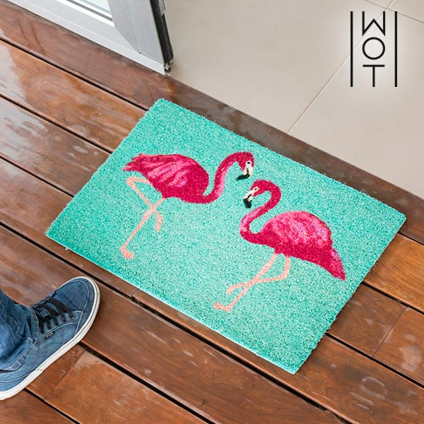 Wagon Trend Flamenco Doormat